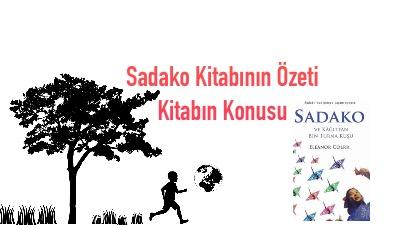Sadako Kitabının Özeti Kitabın Konusu